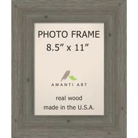 Picture / Photo Frame, Fencepost Grey Narrow