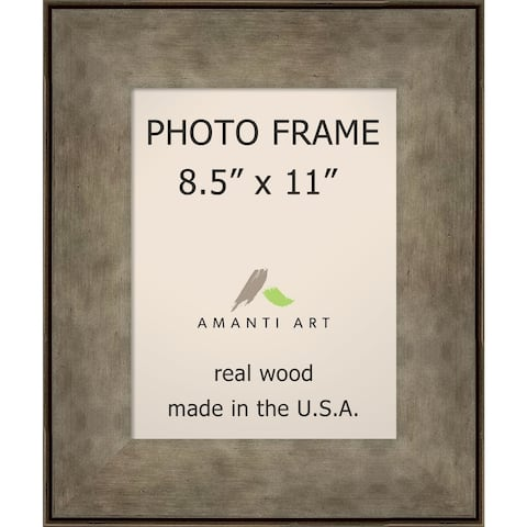 Picture / Photo Frame, Pounded Metal
