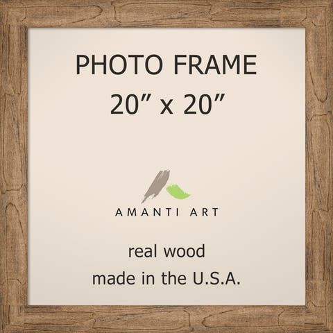 Picture / Photo Frame, Owl Brown Narrow