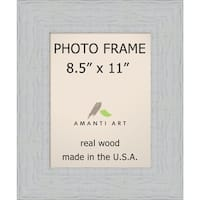 Picture / Photo Frame, Shiplap White