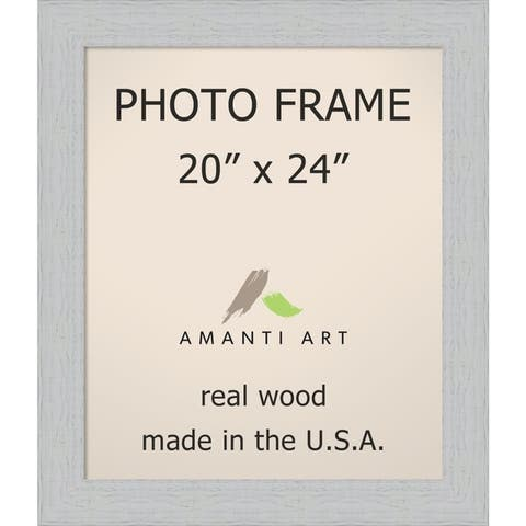 Picture / Photo Frame, Shiplap White