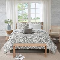 Madison Park Essentials Essie Reversible Complete Bedding Set with Cotton Sheet 2-Color Option