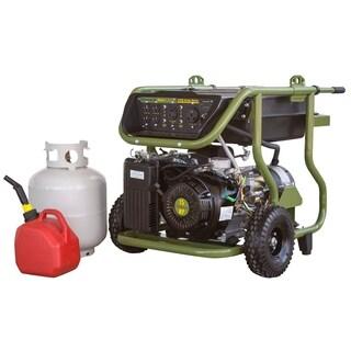 Sportsman 9000 Watt Dual Fuel Generator - Green - N/A