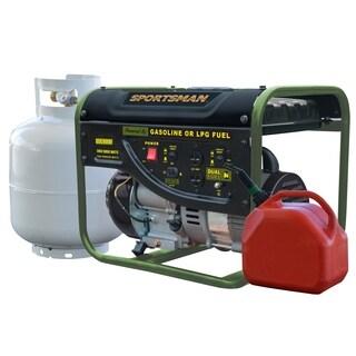 Sportsman 2000 Watt Dual Fuel Generator - Green - N/A