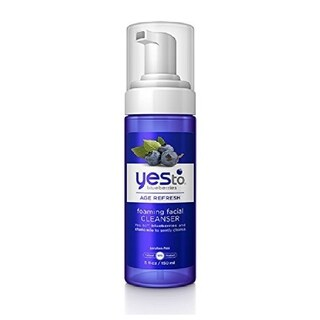 Yes To Blueberries Age Refresh Foaming Facial Cleanser, 5 Oz