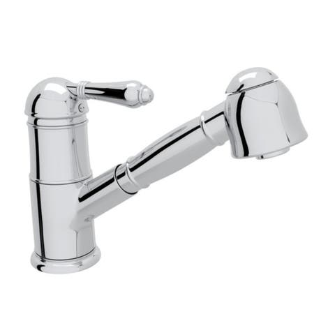 Rohl A3410 Italian Patrizia Pull-out Kitchen Faucet