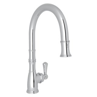 Link to Rohl U.4744APC-2 Perrin and Rowe Pull-Down Faucet with Single-Lever Handle Similar Items in Faucets