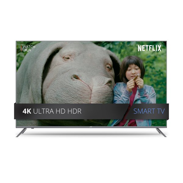 Shop jvc 65ma877 4k ultra high definition hdr smart tv 65 39 39 free shipping today overstock - Ultra high def tv prank ...