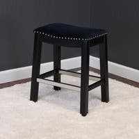 Navario Velvet Counter Chair