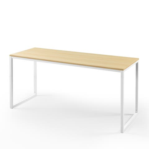 Priage by Zinus Soho Rectangular Table Only, Office Desk, 63 Inch