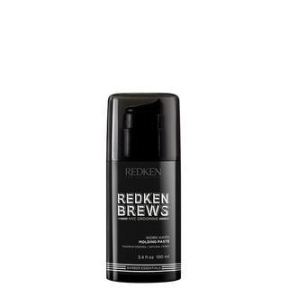 Redken Brews 3.4-ounce Work Hard Molding Paste