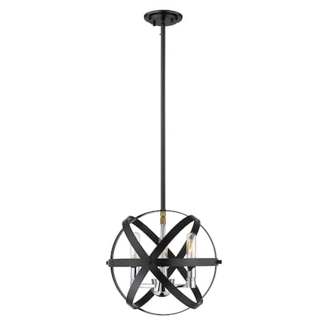 Cavallo 3 Light Pendant