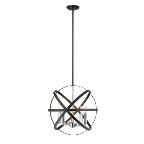 Cavallo 5 Light Pendant