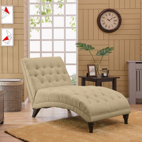 Copper Grove Librazhd Snuggler Chaise