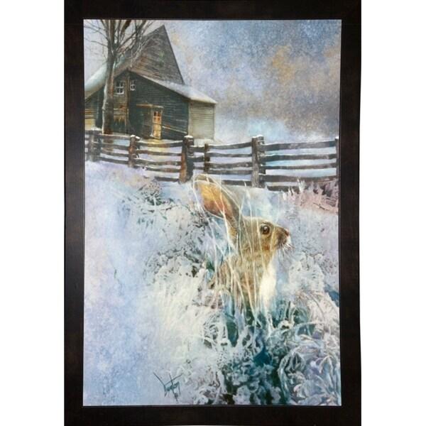 """Winter Solstice-DENLUN50296 Print 23.75""""x15.75"""" by Denton Lund"""