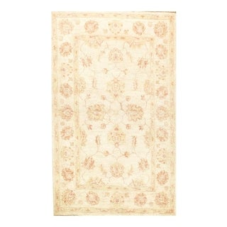 """Pasargad DC Hand-Knotted Farahan Rug- 3'3"""" x 5'3"""""""