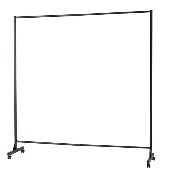 """Don't Look At Me - Expandable Privacy Room Divider - 18.11""""W x 73.82""""H x 40.94""""L - 72.04''L. Opens flyout."""