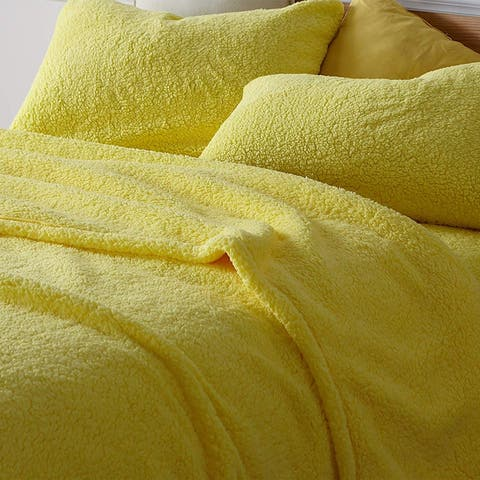 Coma Inducer Sheets - The Napper - Limelight Yellow