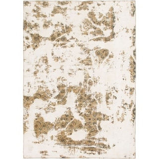 Hand Knotted Ultra Vintage Wool Area Rug - 7' x 9' 9