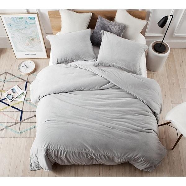 Coma Inducer Comforter - Baby Bird - Glacier Gray