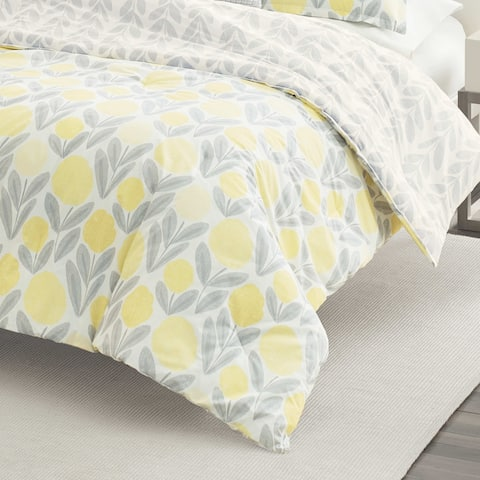 Laura Ashley Serena Yellow Comforter Set