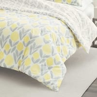 Laura Ashley Serena Yellow Comforter Set