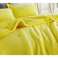 Coma Inducer Comforter - The Napper - Limelight Yellow