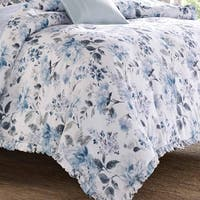 Laura Ashley Chloe Blue Duvet Cover Set
