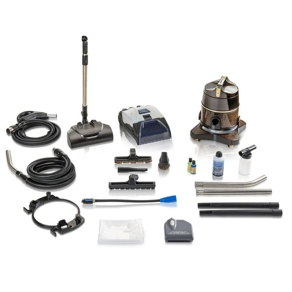 Reconditioned Rainbow D4 Vacuum 18 Tools & Air Purifier 5YR Warranty With New Aftermarket Tools & Attachments