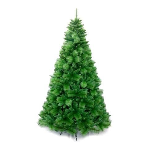 ALEKO Traditional Artificial Indoor Christmas Holiday Tree 7 Foot