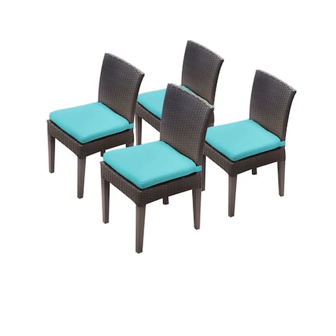 4 Barbados/Belle/Napa Armless Dining Chairs