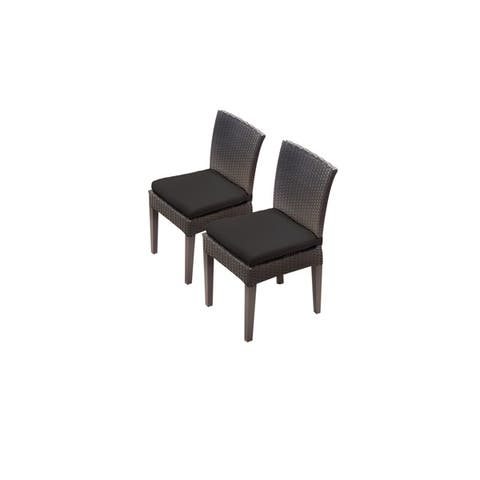 2 Barbados/Belle/Napa Armless Dining Chairs