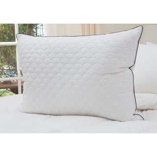 Cozy Clouds Sleep Obsessed Down Alternative Pillow - White