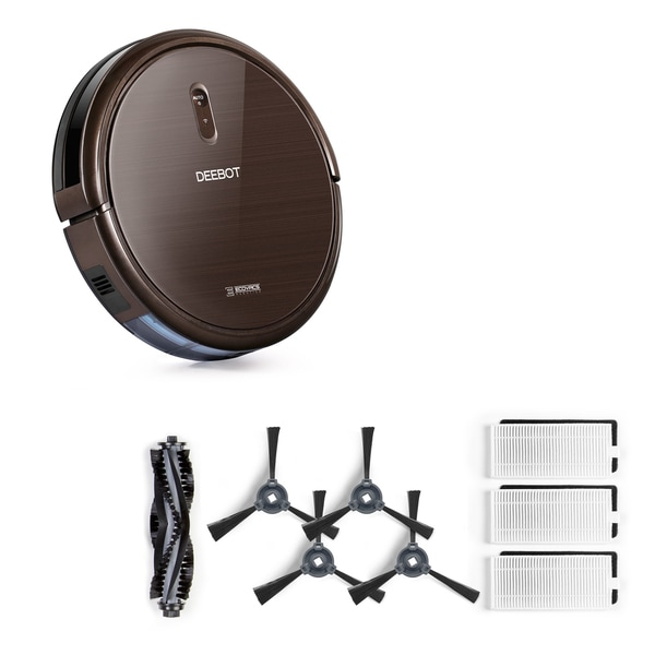 Shop Ecovacs N79 Robot Vacuum Bundle Free Shipping Today