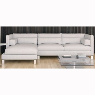 Made to Order Roche Studio Emilio Top Grain Leather Sectional Sofa