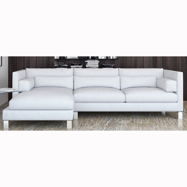 952a66db1153 Shop Made to Order Roche Studio Autumn Top Grain Leather Sectional ...