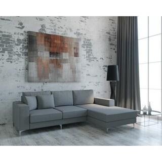 Made to Order Roche Studio Hugo Top Grain Leather Sectional Sofa