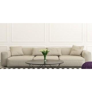 Made to Order Roche Studio Clarence Top Grain Italian Leather Sofa