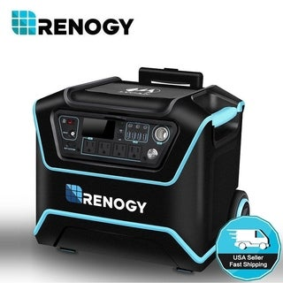 Renogy 1000Wh Lycan Powerbox Solar Power Generator Portable USB Battery Charger
