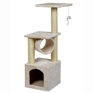 Cat Tree 36'' Condo Furniture Scratching Post Kitten Pet Play Toy House