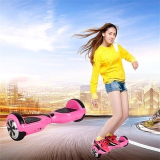 UL Certified Self Balancing Scooter 6.5 Inch 2 Wheels Electric Skate Board