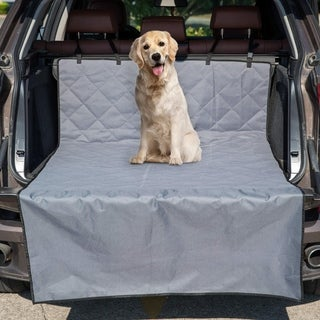 Kinbor Cargo Liner Cover for SUVS Washable Dog Car Seat Covers