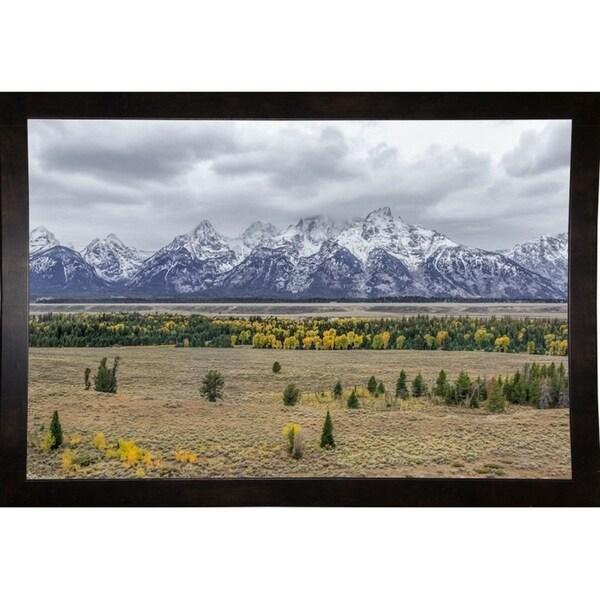 "Teton Fall Colors-GALONL125209 Print 12.5""x18.75"" by Galloimages Online"