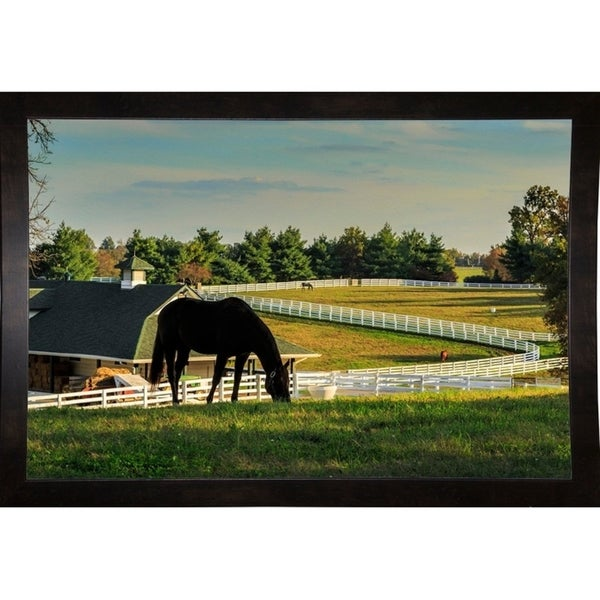 "Sunset On The Farm-GALONL125207 Print 11.75""x17.5"" by Galloimages Online"