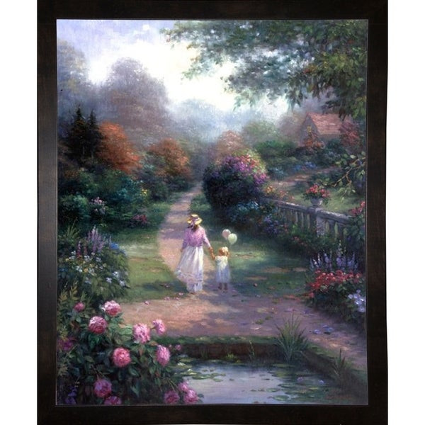 """Considerable Affection-GHA37088 Print 17.5""""x14"""" by Ghambaro"""