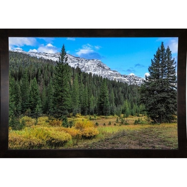"Yellowstone Sbc Landscape-GALONL125219 Print 12.25""x18.5"" by Galloimages Online"