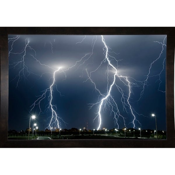 """The Storm-SHASMA128246 Print 12.75""""x19.25"""" by SD Smart"""