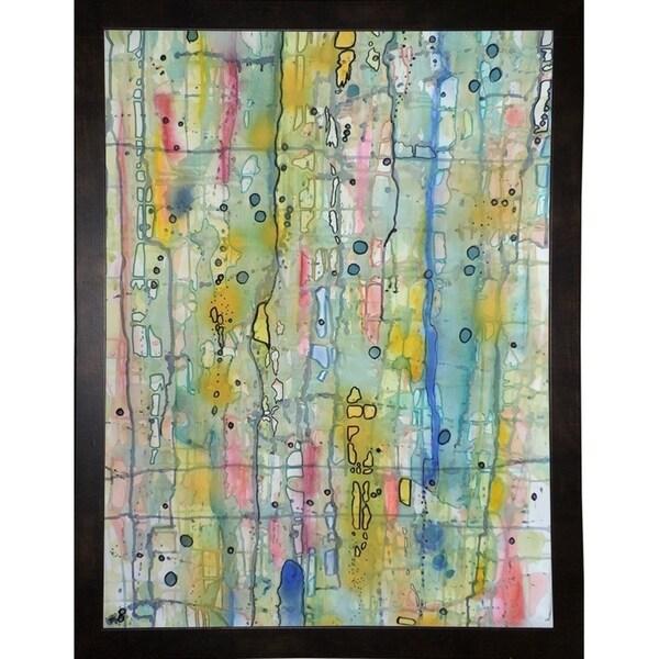 "Air du Temps 1-SYLDEM133572 Print 16.25""x12.25"" by Sylvie Demers"