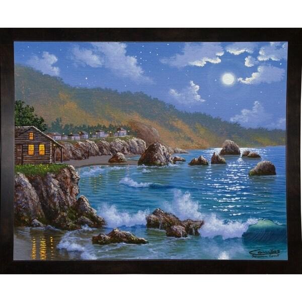"Sonoma Coast, Ca-EDUCAM17496 Print 28""x35"" by Eduardo Camoes"