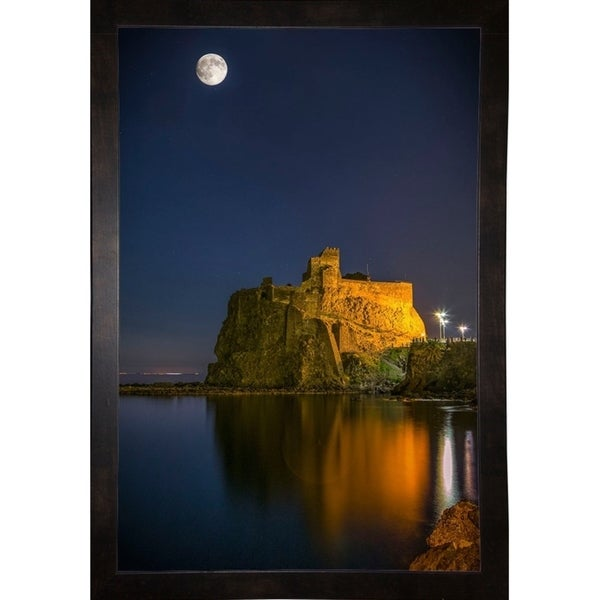"Under the Moon-GIUTOR119930 Print 16.75""x11"" by Giuseppe Torre"